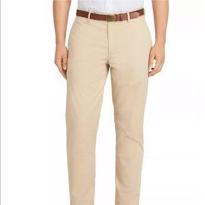 Ralph Lauren Mens Beige Stretch Straight Fit Chino Pants W38